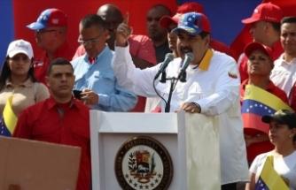 Maduro kabine değişikliğini yakında açıklayacak