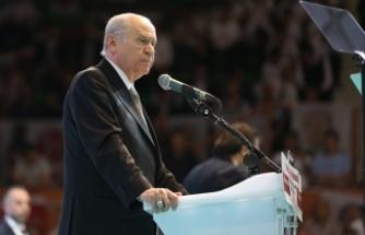 MHP Lideri Bahçeli: Bunlar Türkiye düşmanıdır, Türk düşmanıdır, ekmek düşmanıdır