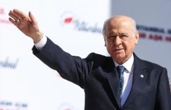 MHP Lideri Bahçeli: Konstantinopolis diye bir yer yoktur, Kürdistan diye bir yer de asla olamayacaktır
