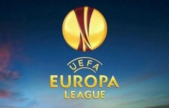UEFA Avrupa Ligi'nde haftanın 11'i açıklandı