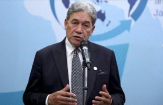 Yeni Zelanda Başbakan Yardımcısı Peters: Müslümanlara yapılan saldırı hepimize yapılan saldırıdır