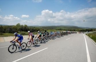 55. Cumhurbaşkanlığı Türkiye Bisiklet Turu dördüncü etabı Balıkesir'de