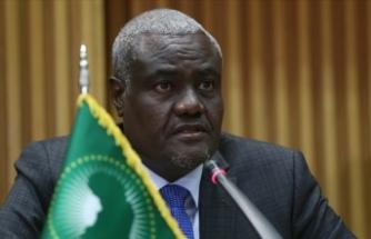 Afrika Birliği Komisyonu Başkanı Faki: Sudanlıların geçiş aşamasındaki fikir birliği çok önemli
