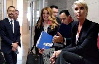 """Ahmet Kural ve Sıla arasındaki """"darp"""" davasında ikinci duruşma"""
