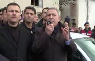 Akar'dan vatandaşlara sükunet çağrısı