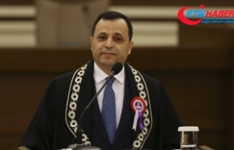 Anayasa Mahkemesi Başkanı Arslan: Kuvvetler ayrılığı kuvvetler çatışması değildir