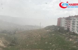 Başkent'e 20 Nisan'da kar sürprizi