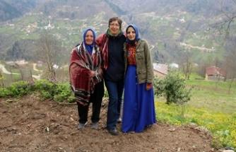 Bu köyü kadınlar yönetiyor