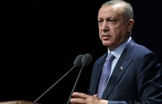 Cumhurbaşkanı Erdoğan TRT World'e saldırı ile ilgili Eren'den bilgi aldı