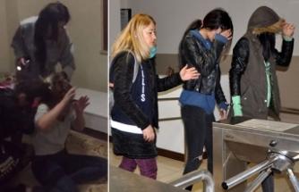 Dayak görüntülerini kaydedip paylaşan üniversiteli kızlar yeniden yargılanacak