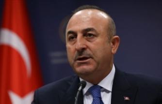 Çavuşoğlu: ABD'nin muafiyetlere son vermesi bölgesel barış ve istikrara hizmet etmeyecek
