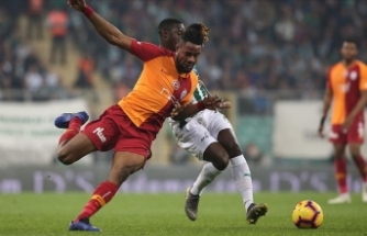 Galatasaray'da Luyindama ameliyat edildi