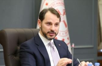 Hazine ve Maliye Bakanı Albayrak: İstanbul Finans Merkezi'ni en kısa sürede ülkeye kazandıracağız