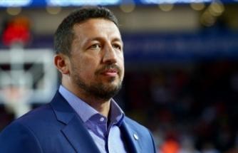 """TBF Başkanı Hidayet Türkoğlu: """"Kobe Bryant'ın yaptıkları unutulmayacak"""""""