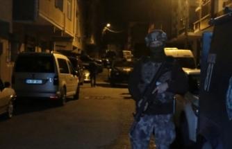 İstanbul merkezli terör operasyonunda 6 tutuklama