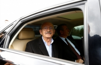 Kılıçdaroğlu CHP Genel Merkezi'nde