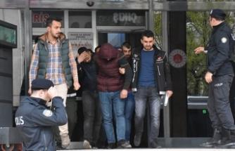 Malatya'da 'torbacı' operasyonunda 11 tutuklama
