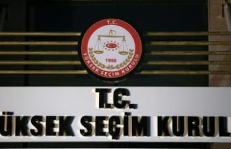 HDP'nin KHK itirazı reddedildi