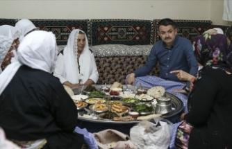 Bakan Pakdemirli: Kadınların kooperatif çatısı altında bir araya gelmesi çok önemli