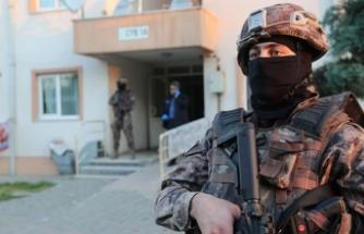 Bursa'da 2 bin polis ile uyuşturucu operasyonu