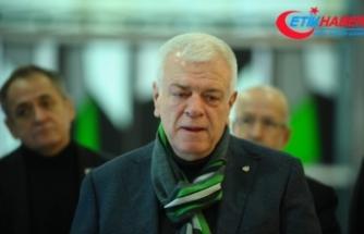 Bursaspor'un arazilerini borca sayarak üzerine geçiren Ali Ay'a soruşturma