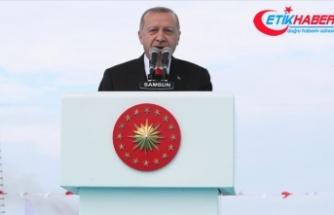 Cumhurbaşkanı Erdoğan: Daha güçlü bir gelecek için azmimizi yeniliyoruz