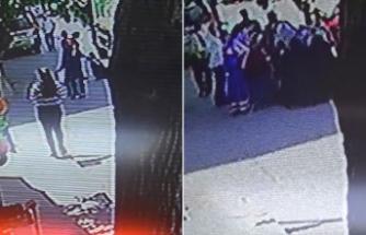 Esenyurt'ta çöp kamyonu hamile kadına çarptı