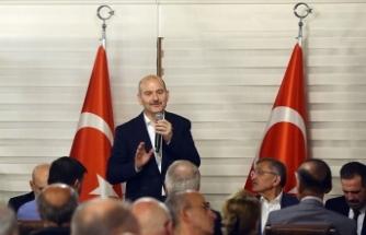 İçişleri Bakanı Soylu: Ben arka bahçe olmuş bir İstanbul'a tahammül edemem