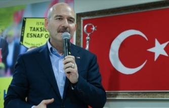 İçişleri Bakanı Soylu: Bugün İstanbul dünyanın en temiz metropolü