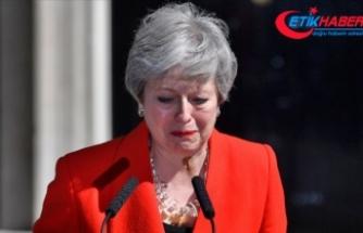 Theresa May istifa tarihini açıkladı