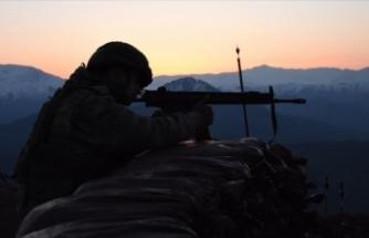 Tunceli'de son 5 günde 8 terörist etkisiz hale getirildi
