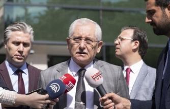 YSK Başkanı Güven: Seçim sonuçları en kısa sürede vatandaşların incelemesine açılacaktır