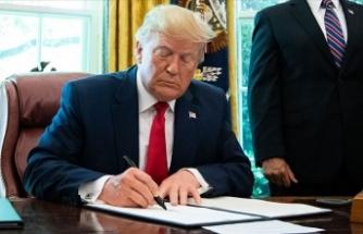 ABD İran lideri Hamaney'i yaptırım listesine aldı