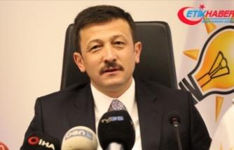 AK Parti Genel Başkan Yardımcısı Dağ: MAK Araştırma Şirketinin partimizle alakası yoktur