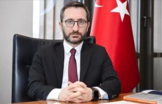 """İletişim Başkanı Fahrettin Altun: """"Kara propagandayla daha güçlü mücadele etmeliyiz"""""""