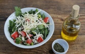 Bağırsaktaki yararlı mikroorganizmalar için Akdeniz tipi beslenme
