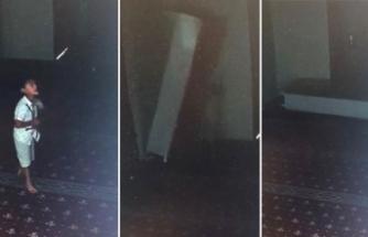Camide üzerine ayakkabı dolabı devrilen çocuktan acı haber