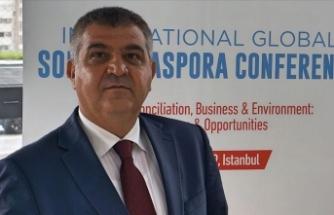 Dışişleri Bakan Yardımcısı Kaymakçı: Somali diasporasının gözlerinde Türkiye'ye takdir var