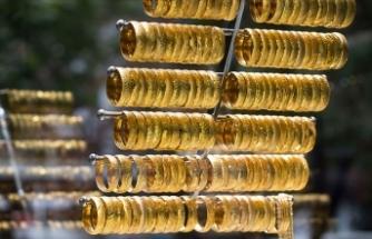 Gram altın 259,5 lira seviyelerinde