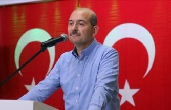 İçişleri Bakanı Soylu: Bütün terör örgütleri, bu milletimize namus ve şeref sözümüzdür ki diz çöktürülecek ve tasviye edilecektir