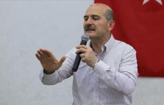 İçişleri Bakanı Soylu: S400'lerle beraber Türkiye'nin bağımsızlığına bir kat daha katkı sunacağız