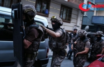 İstanbul'da uyuşturucu operasyonu: 35 gözaltı