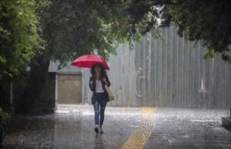 Meteorolojiden Marmara için sağanak uyarısı