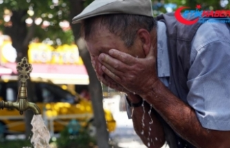 Meteorolojiden Trakya'ya 'güneş çarpması' uyarısı