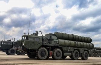 """Rusya: """"S-400'ler yüzde 99 hazır"""""""