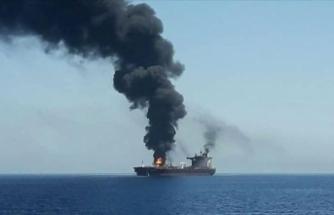 Tanker saldırıları konusunda ABD'den yeni iddia