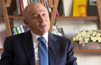 TFF Başkanı Nihat Özdemir: Tek hedefimiz Türk futbolunun layık olduğu yere dönmesi