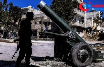 YPG/PKK ağır silahlarla ÖSO'ya saldırdı: 1 ölü