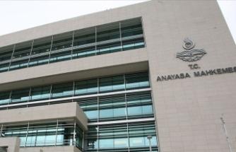 AYM'den YÖK başkanının soruşturma açma yetkisine iptal