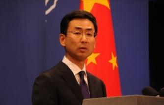 Çin'den Trump'a ticaret anlaşması tepkisi